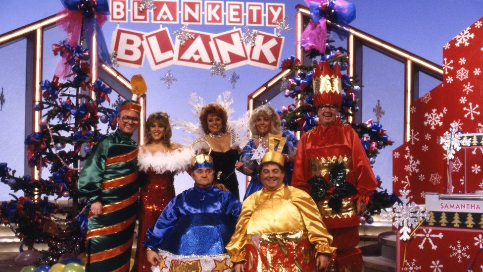 les dawson blankety blank Google Search Christmas tv