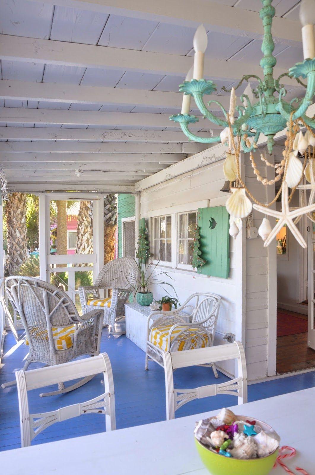 Jane Coslick Cottages : The Cottage Tour…a few images... #beachcottageideas