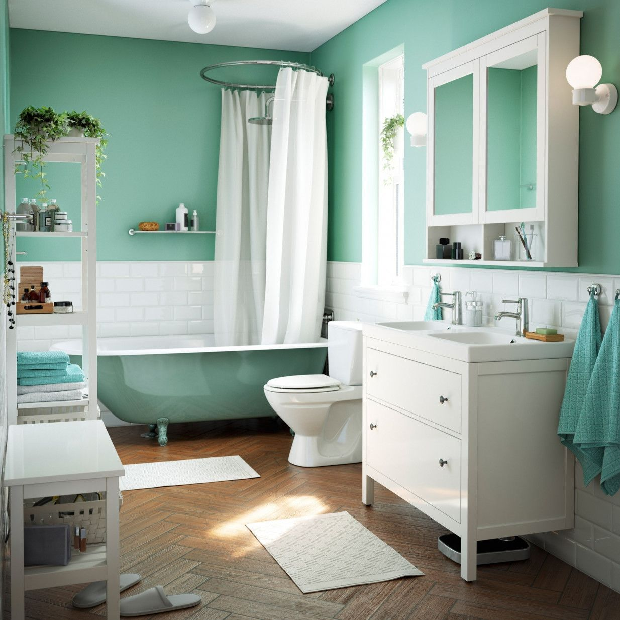 2019 Home Bargains Bathroom Cabinets Top Rated Interior Paint Check More At Http 1coolair Com Home Complete Bathroom Remodel Ideal Bathrooms Green Bathroom