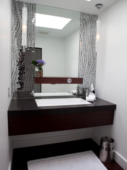 Design Your Bathroom Layout Adorable Bathroom Tiles For Every Budget And Design Style  Mirror Mosaic Decorating Inspiration