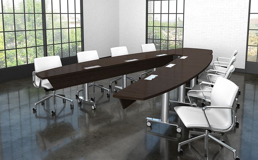 Nice Nevers Conference Table   Sold At CFS