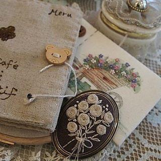 #Embroidery#stitch#needlework  #프랑스자수#일반프랑스자수#자수 #린넨실#자수소품~