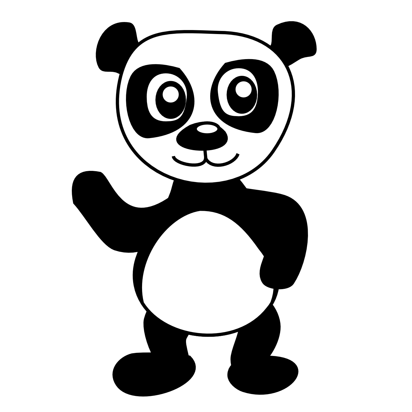 Coloring pages panda for kids to print - Explore Kids Sheets Coloring Pages For Adults And More Panda Coloring Pages Printable