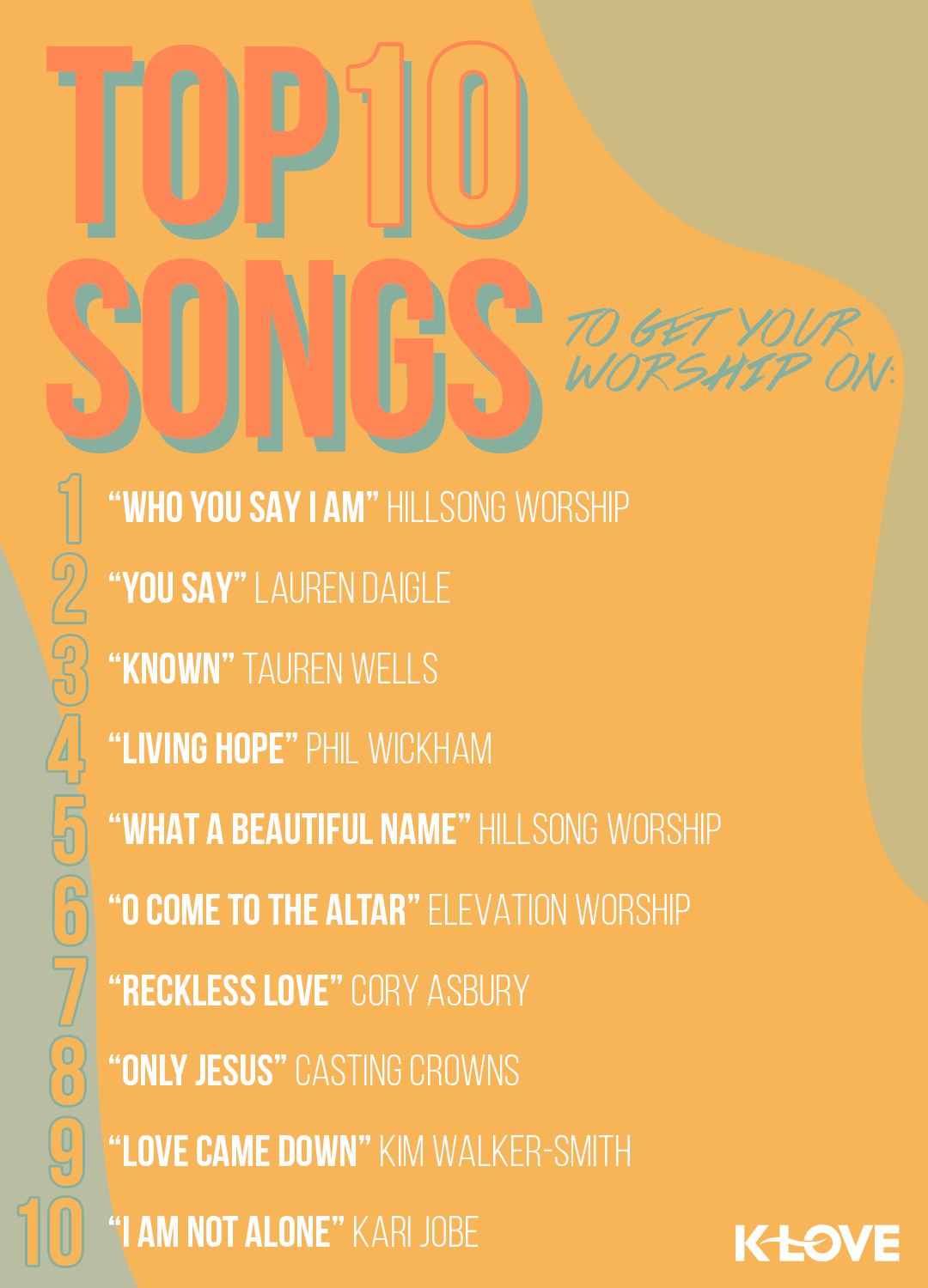 Pin by RC Barker on Christ in 2019 | Best worship songs, Christian
