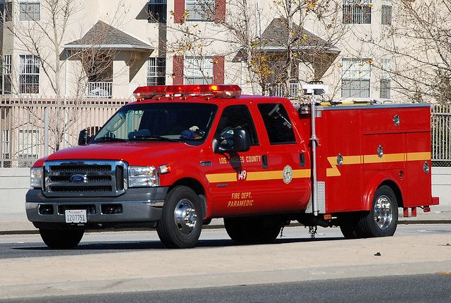 Los Angeles County Fire Department Lacofd Fire Trucks Fire Department Rescue Vehicles