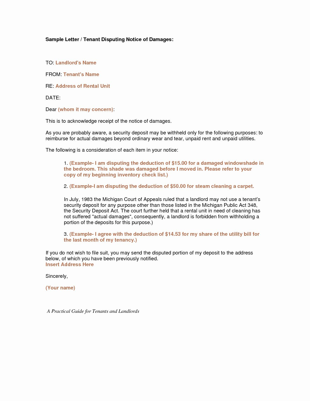 Sample Landlord Letters To Tenants Fresh Best S Of Tenant Notice Letter For Repairs Tenant Being A Landlord Lettering Letter Templates