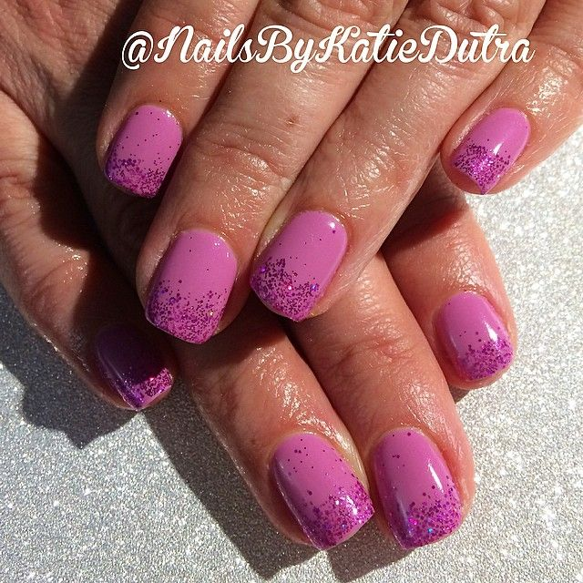 ENP Gella - Kara with glitter ✨ #nails #nailart #nailartist #gels #gelpolish #enp #gella #glitternails #ilovenails #glitter