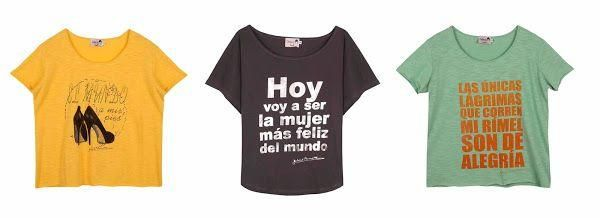 ¡Camisetas que hablan por ti!