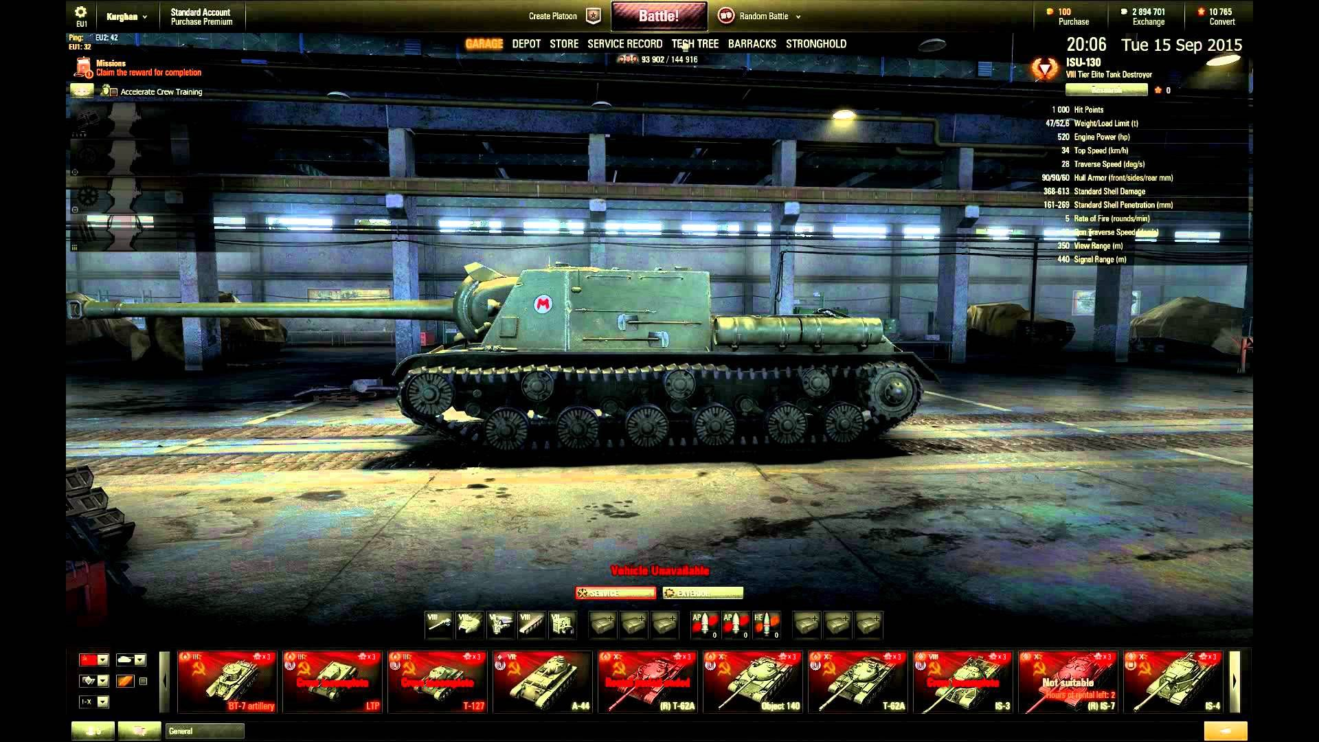 How To Get Premium Tanks In World Of Tanks