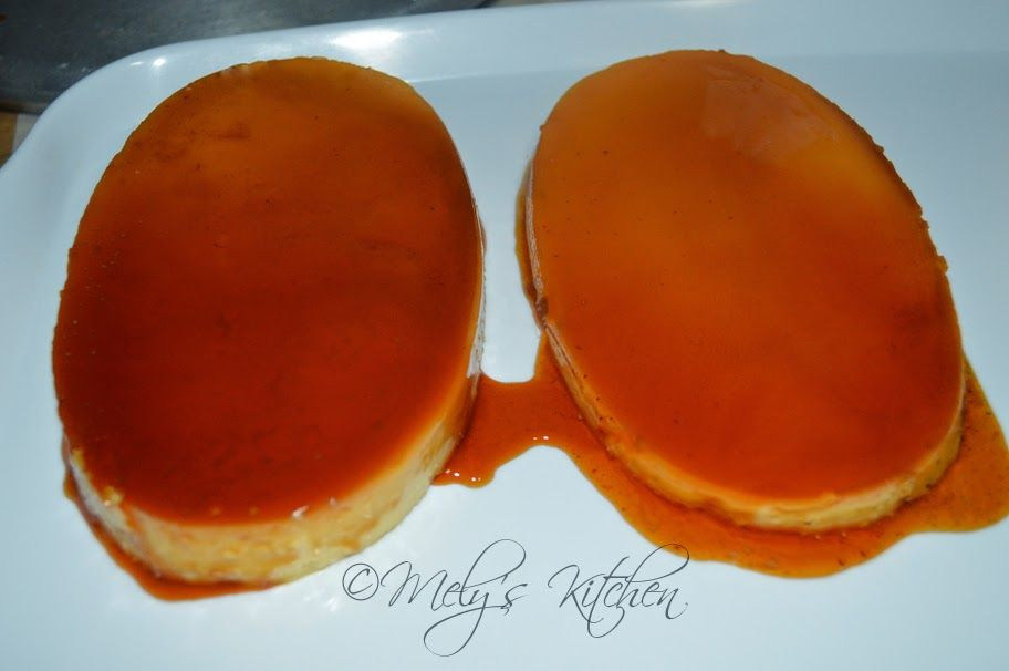 Mely's kitchen: Mely's Kitchen Leche Flan