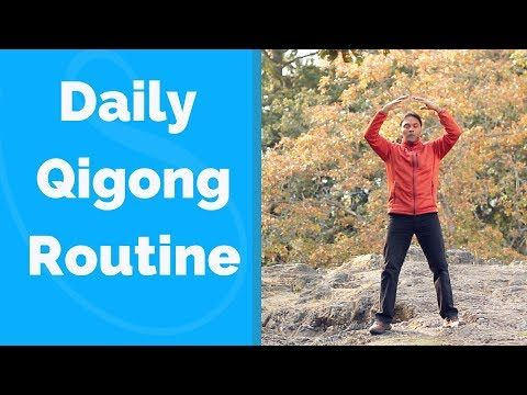 Daily Qigong Routine - Easy and Effective! - YouTube | Tai