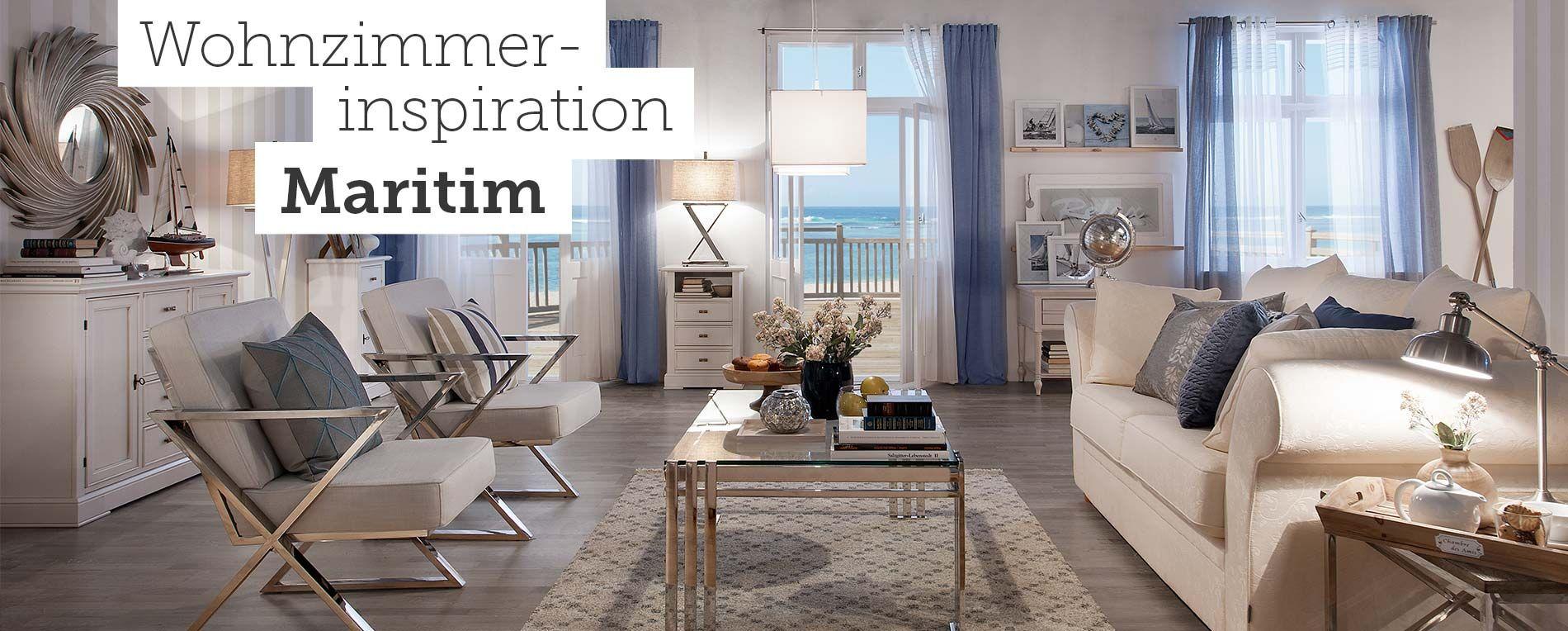 Wohnzimmer Ideen » Wohnzimmermöbel bei Höffner  Landhaus sofa