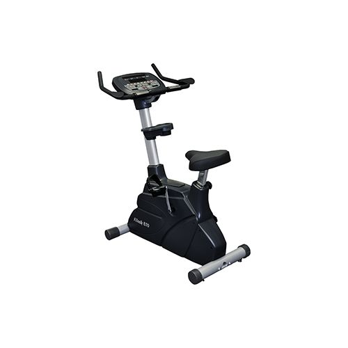 Fitnex light commercial exercise bike upright heavy duty cardio aloadofball Choice Image