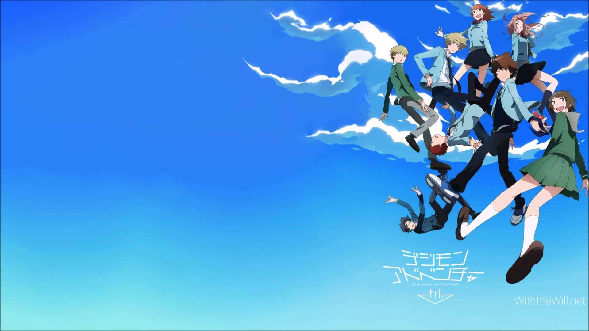 Digimon Adventure Tri OPENING Full ButterFly Digimon