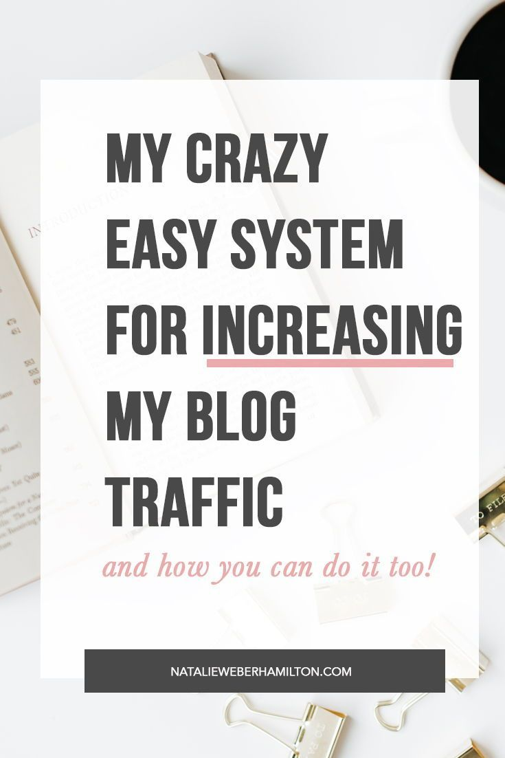 Ever wonder how people drive consistent traffic to their