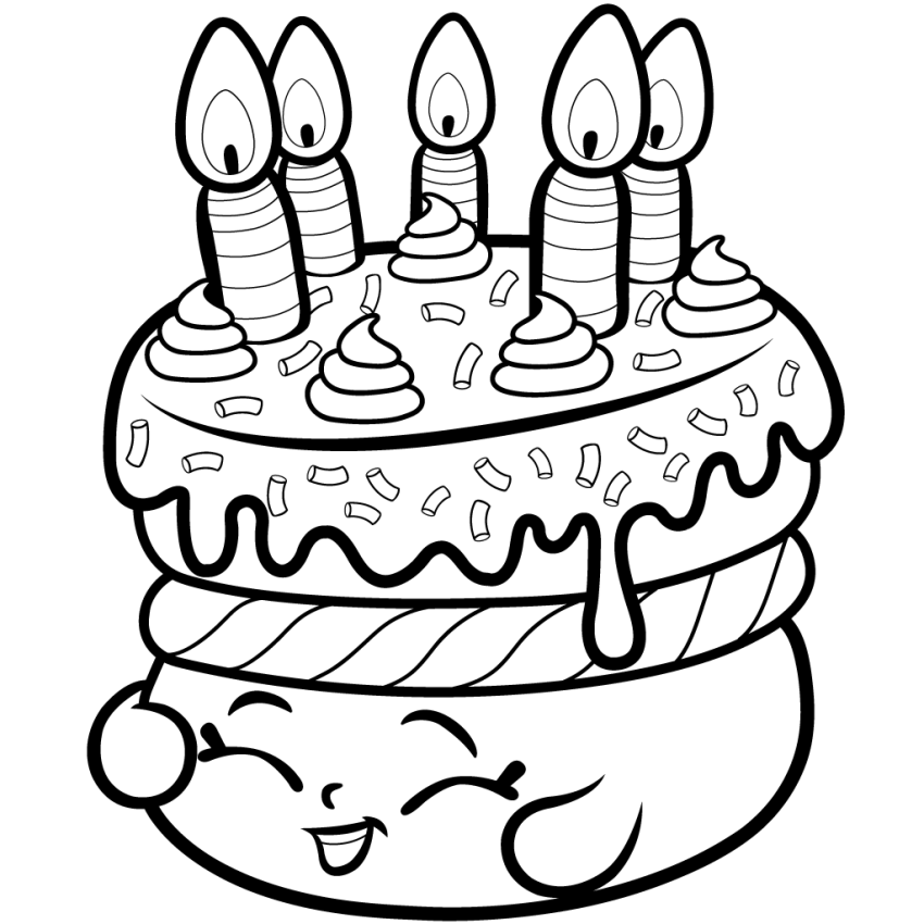 16 Unique And Rare Shopkins Coloring Pages Birthday Coloring Pages Shopkin Coloring Pages Shopkins Coloring Pages Free Printable
