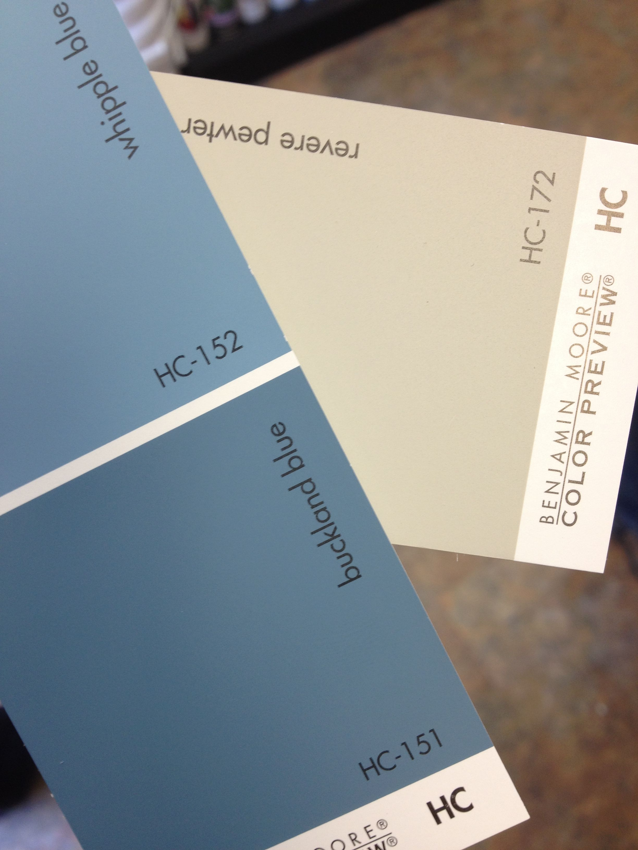 Buckland Blue For The Dining Room Revere Pewter Main Floor And Master Bedroom Benjaminmoore Paint