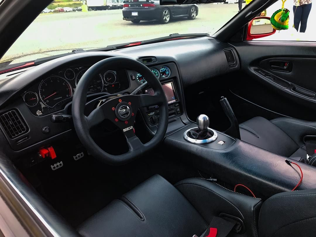 Simple Cleantimeless Mr2 Interior Clean Simple Timeless