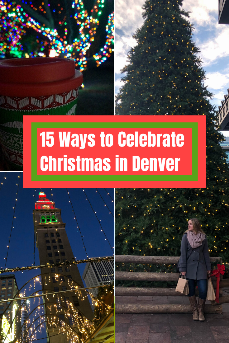 Best Denver Christmas Pop Up Bars