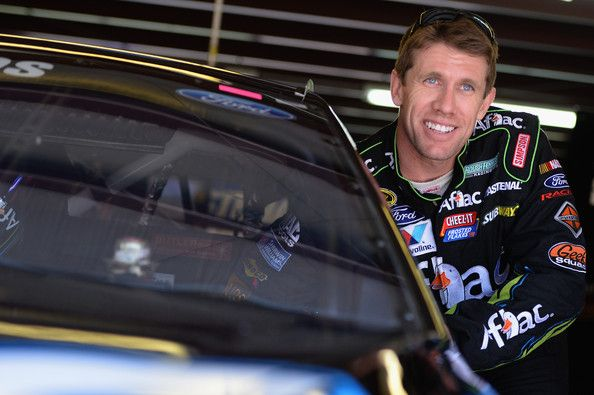 Carl Edwards - New Hampshire Motor Speedway: Day 1