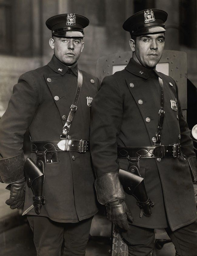 What Us Police Officers Looked Liked Throughout History Police Officer Uniform Police Police Officer