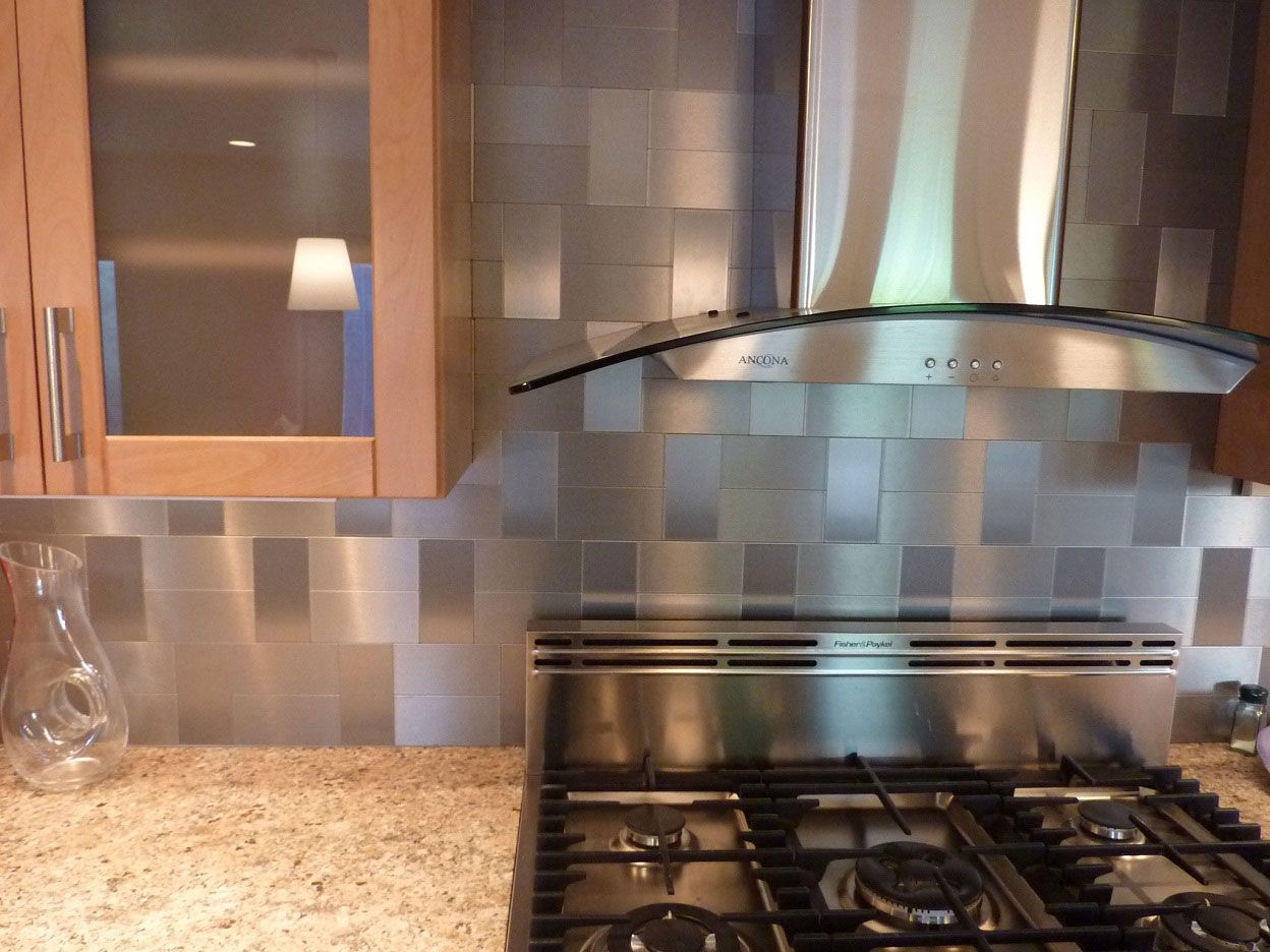 - Effigy Of Modern Ikea Stainless Steel Backsplash Stainless