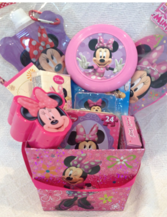 Disney junior easter basket ideas for children kids toddlers disney junior easter basket ideas for children kids toddlers girls pre filled disney jr mickey mouse clubhouse minnie mouse easter bucket amazon negle Gallery