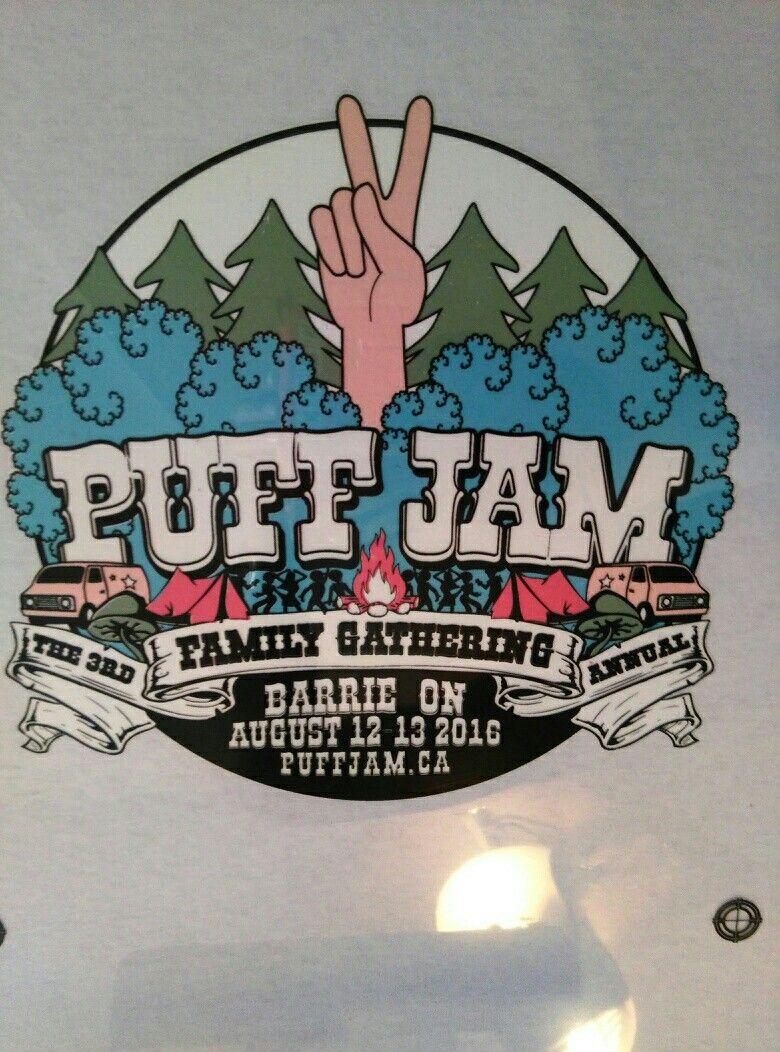 Design t shirt family gathering - Puff Jam Family Gathering T Shirts