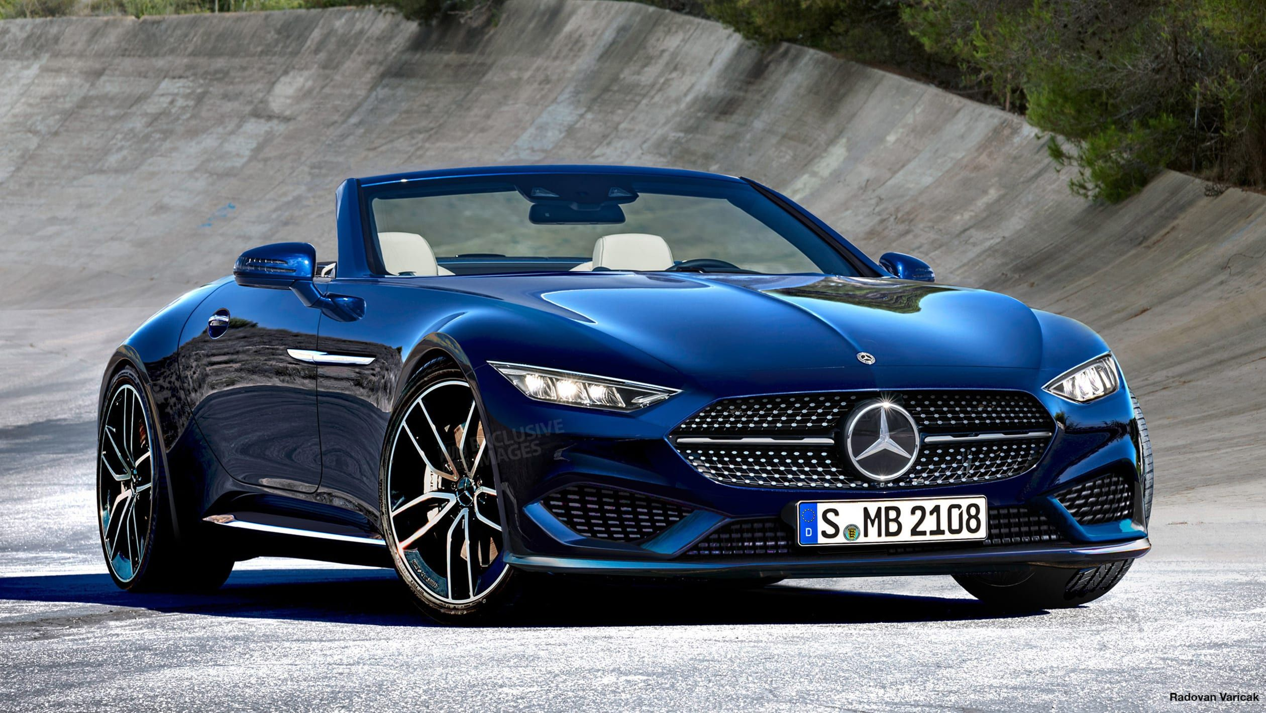 New 2021 Mercedes Sl To Be Developed By Amg With 2 2 Layout Pictures Auto Express Mercedes Sl Mercedes Car Models Mercedes Benz Cars