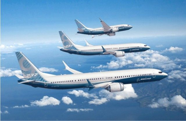 Boeing 737 Max comes in 3 sizes and is very efficient to stay ahead of Airbus. Airbus to build the A320neo to replace the A320 will have a 15% better economy , it appears the 737 MAX and A320neo will most likely be quite competitive. I expect that these numbers, for both aircraft, will continue to change during development, so don't get attached to them. It is safe to say that the 737 and A320 will continue to be direct competitors.