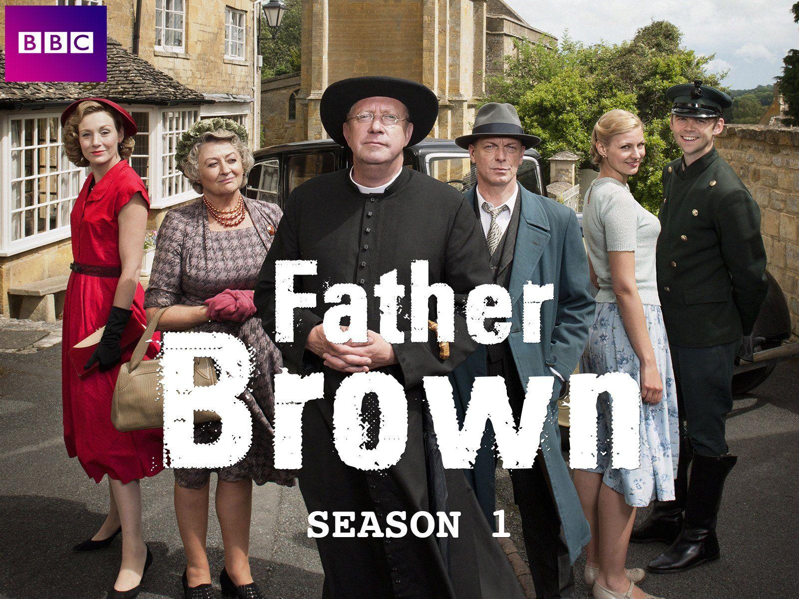 Father Brown, Season 1   T V  Shows I Like-   Tv series 2013
