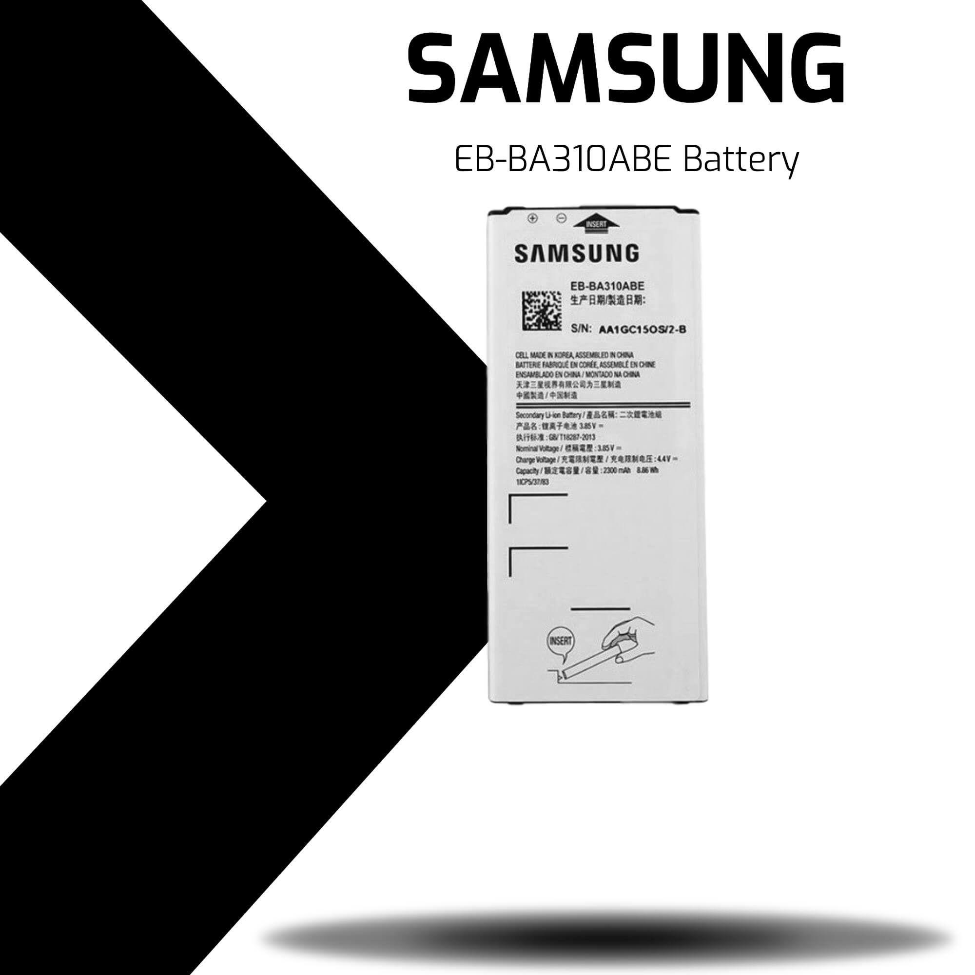 Original Samsung Eb Ba310abe Battery For Samsung Galaxy A3 2016 A310f New