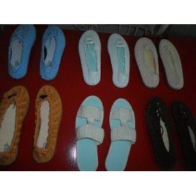 314c07800 Sola Para Croche - Sapatos no Mercado Livre Brasil | *Crochê - Dicas ...