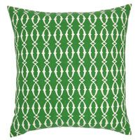 Dg37 Beach Hut 45x45cm Filled Cushion Emerald Connie Price