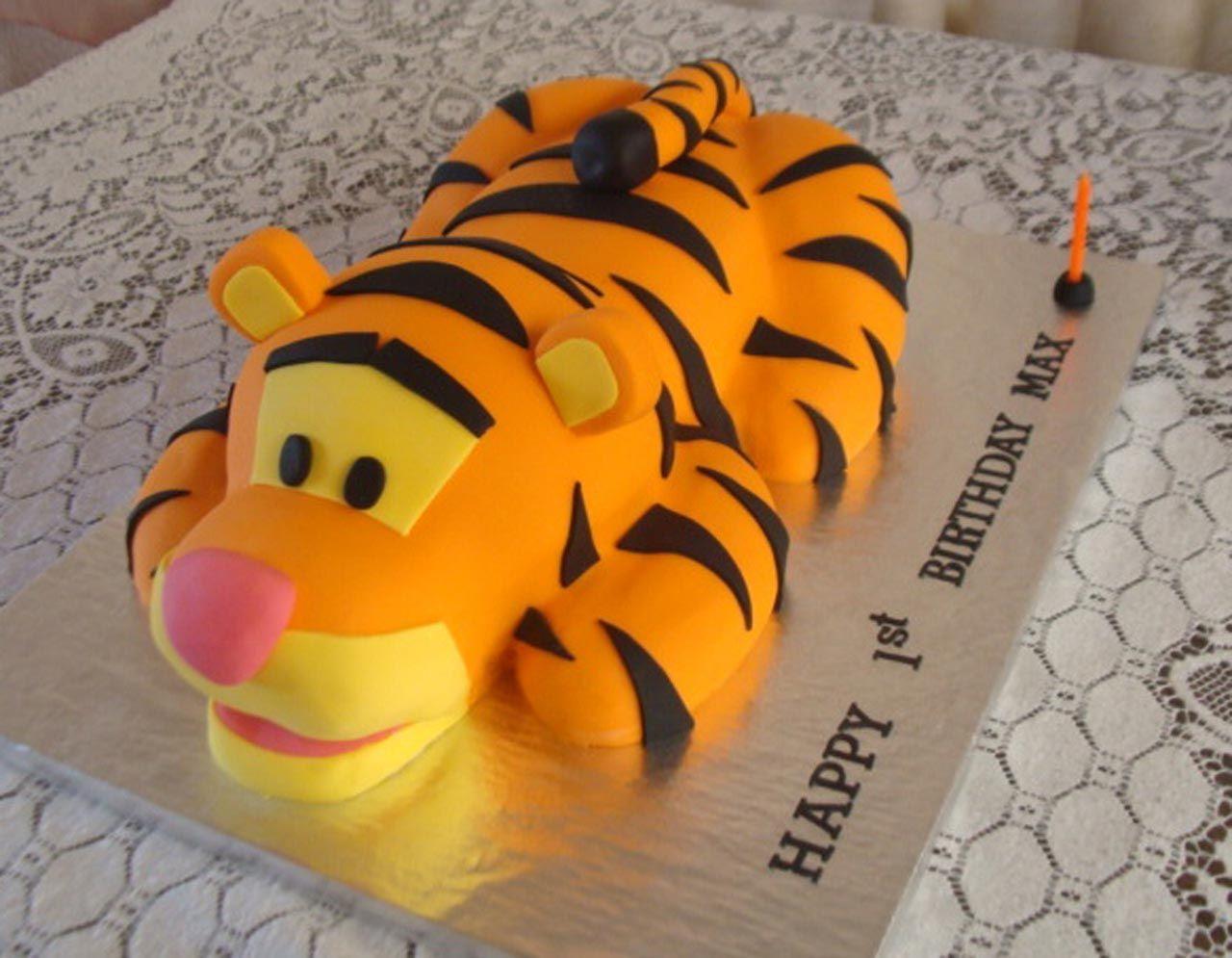 Pin Birthday Cake Shop Cartoon Cakes Kids Character Cake