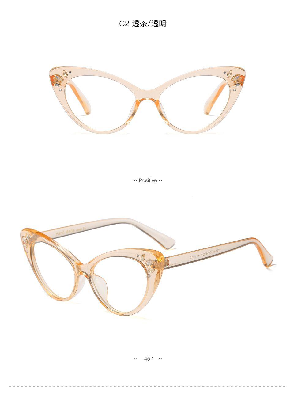 a981ebb5bcf31 fashion cat reading eyeglasses optical glasses frames 2018 new glasses  women frame ultra light frame clear glasses nx