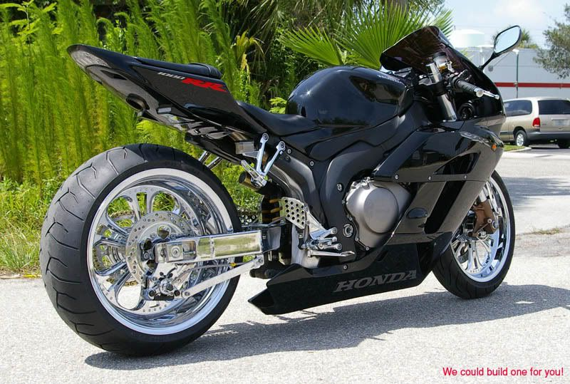 stretched lowered 06 cbr 600 - Google Search | Motorcycle Madness ...