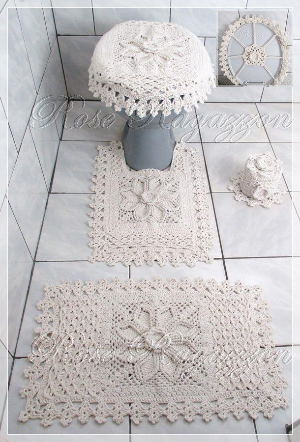 Pin de Raquel Arruda en trabajos a crochet!! | Pinterest