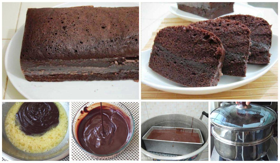 Resep Brownies Kukus Lengkap Dan Super Lezat Makanan Resep Brownies