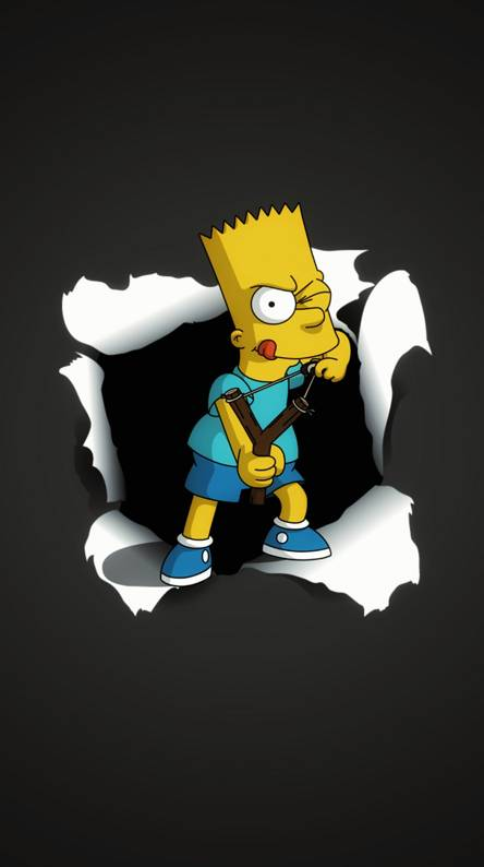 Os Simpsons Wallpapers Download Your Favorite Wallpapers Now In 2020 Simpson Wallpaper Iphone Bart Simpson Bart Simpson Art