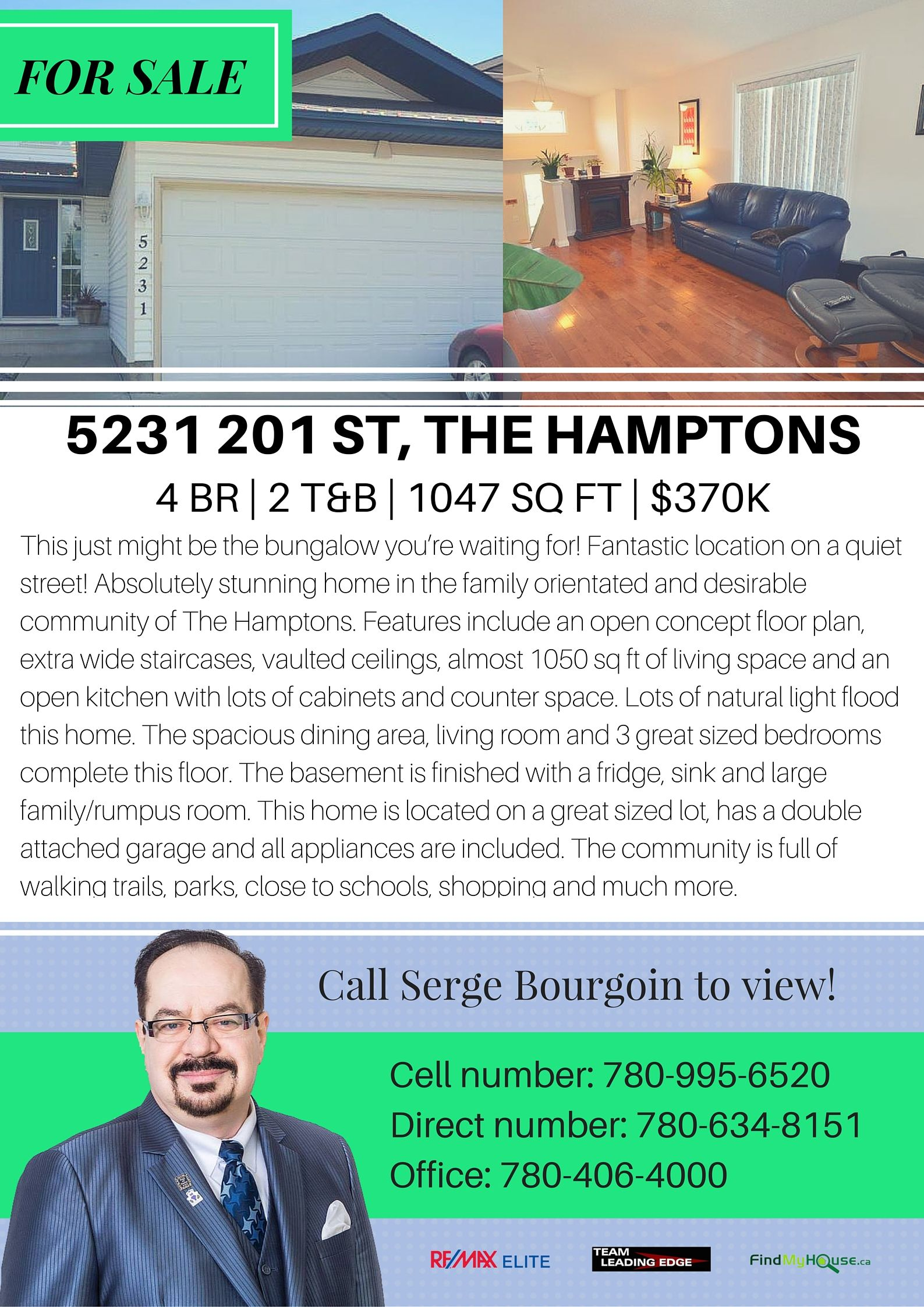 5231 201 Street the hamptons edmonton home for sale mls listings