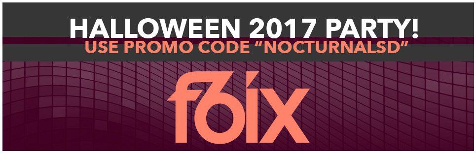 F6ix gaslamp halloween party san diego discount tickets