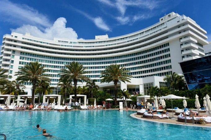 Best Hotels In Miami Fontainebleau Beach