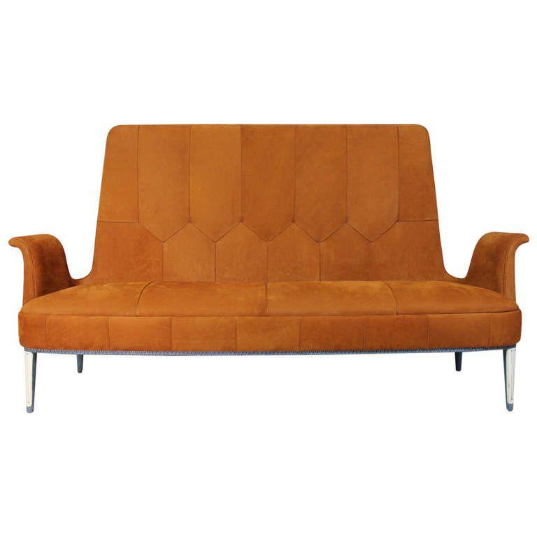 Sofa by Osvaldo Borsani, Arredamento Borsani Italy ca