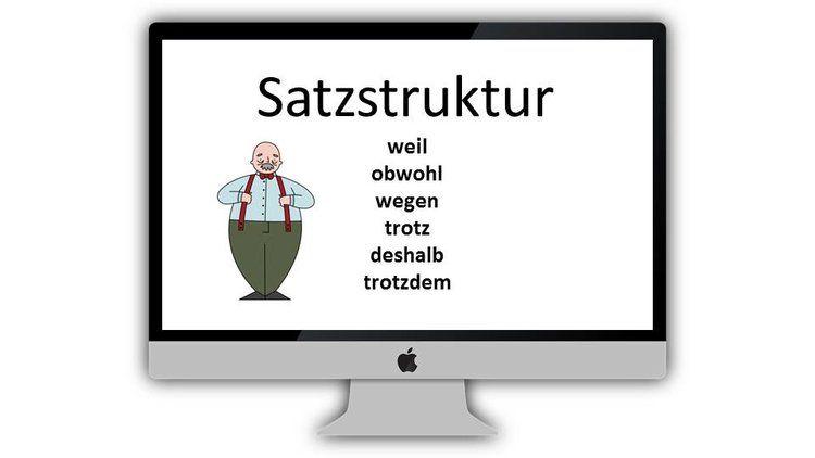 Deutsch Lernen | Konjunktionen | trotzdem ...| - YouTube