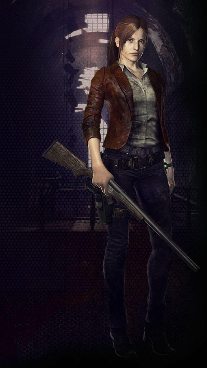 Iphone 5 Video Game Resident Evil Revelations 2 Biohazard