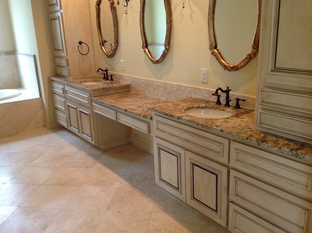 Photo Of Fox Granite   Austin, TX, United States. Jaguar Granite Bathroom  Countertops