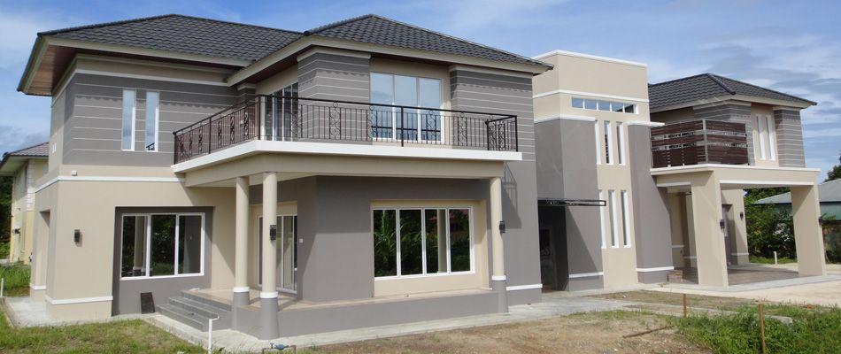 House Construction In Brunei   Altic Overlook Design, Modern Architectural  Design, Contemporary Design,