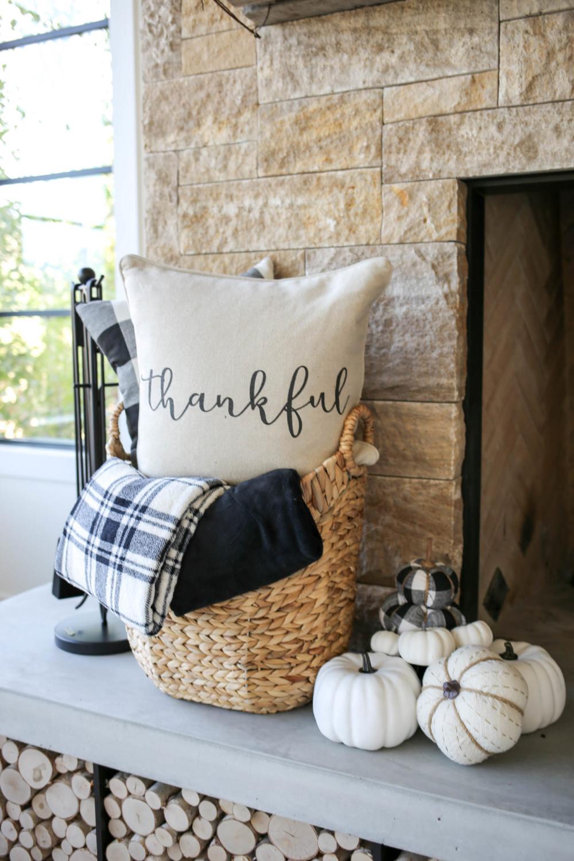 Fall Farmhouse Decor Finds - Styled By Kasey #decor #falldecor #porchdecor