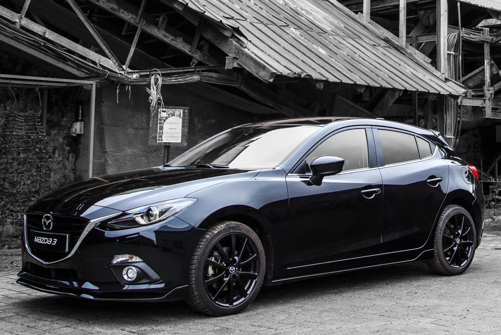 "Mazda3 ""Black Limited"" (BM) '2015 